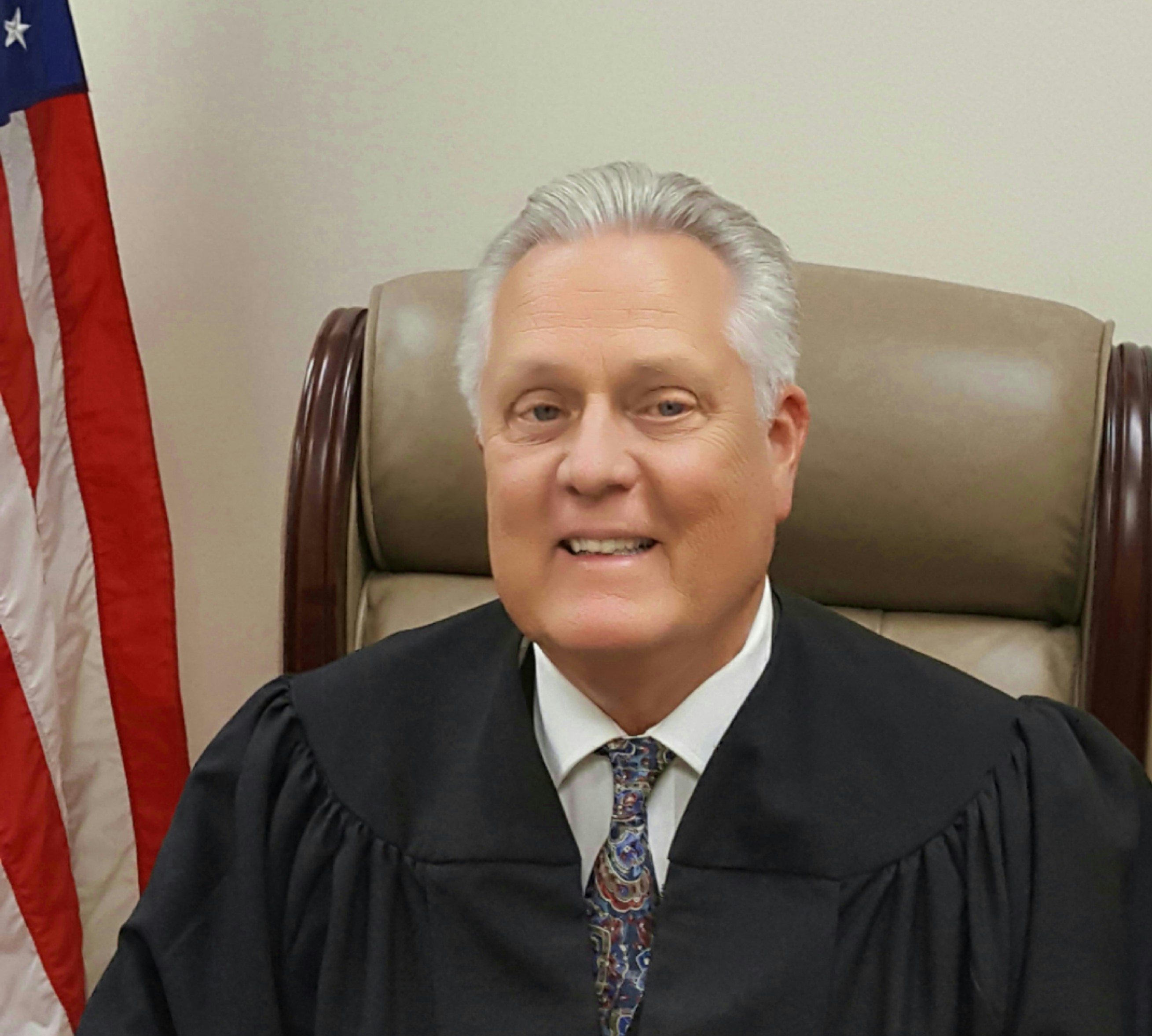 Picture of Judge Stephen R. Koons