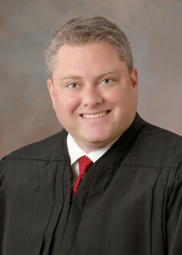 Picture of Judge Michael Rudisill