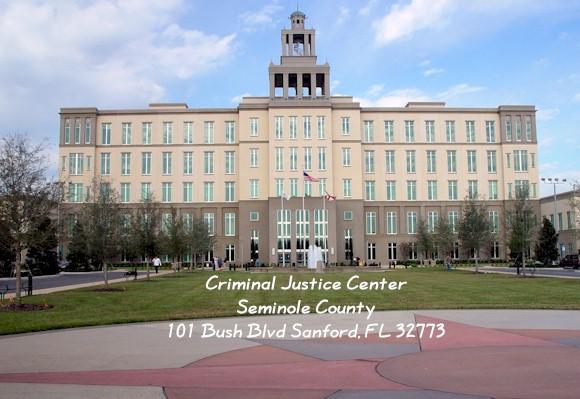 Seminole Criminal Justice Center