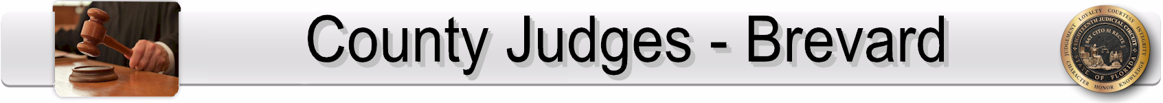 Brevard County Judges