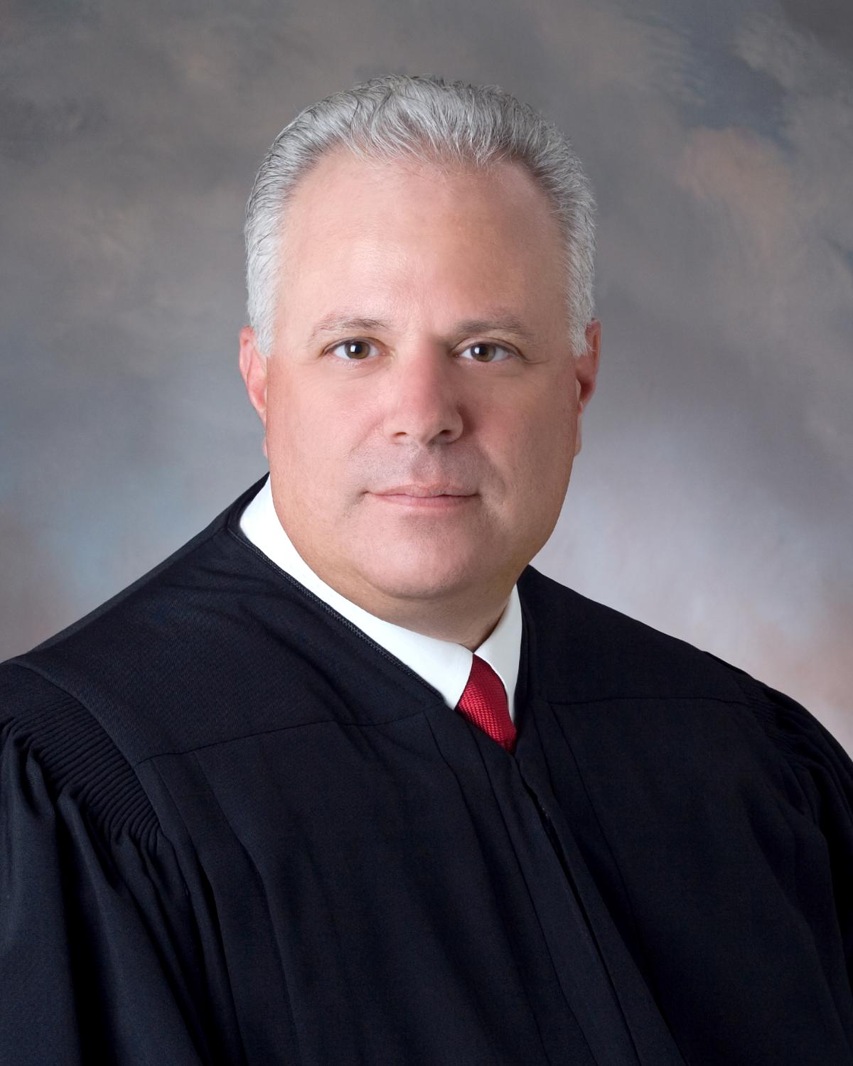 Photo of Circuit Judge John D. Galluzzo. Opens in new window.