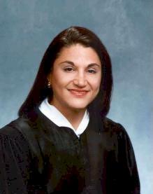 Circuit Judge Lisa Davidson. Opens in new window.