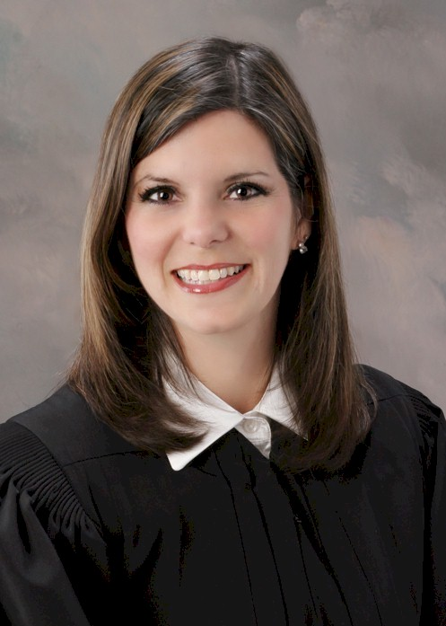 Photo of the Honorable: Jessica Recksiedler. Opens in new window.