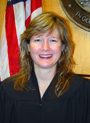 Picture of Circuit Judge Kelly McKibben. Opens in new window.