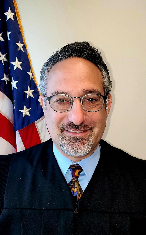 Circuit Judge Robert Segal. Opens in new window.