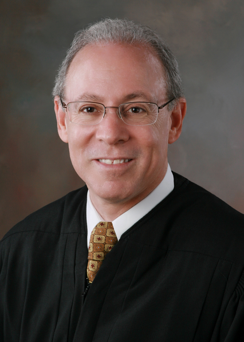 Seminole County Judge Frederic M. Schott. Opens in new window.