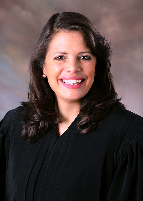 Photo of Circuit Judge Susan Stacy. Opens in new window.