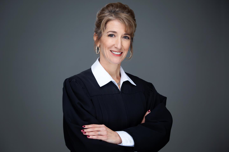 Circuit Judge Tesha Scolaro Ballou. Opens in new window.