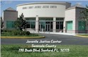 Seminole Juvenile Justice Center. Opens in new window.