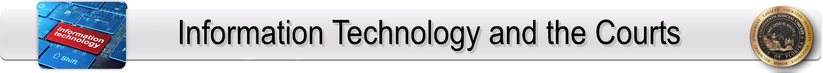 Information Technology Page Banner