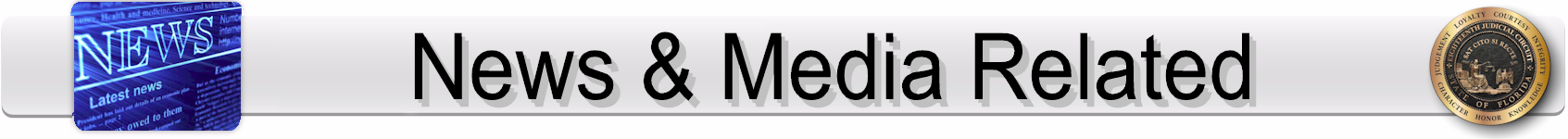 Media Related Administrative Orders Page Banner