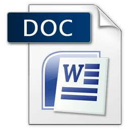 Download in Microsoft Word Format. Opens in new window.